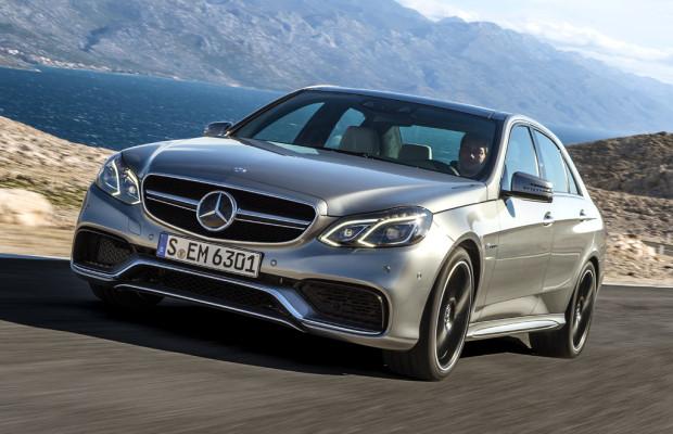 Auf Wachstum eingestellt: Mercedes E 63 AMG nun auch mit Allrad und als S-Modell
