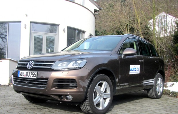 Auto im Alltag: VW Touareg