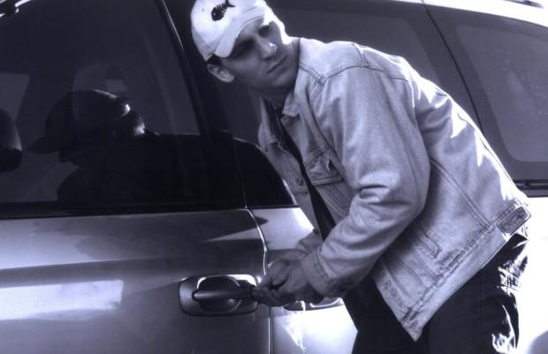 Autodiebe stehen auf SUV