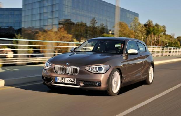 BMW 114i: Freude am Fahren auch im Einstiegsmodell