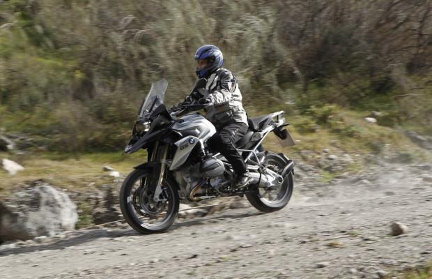 BMW R 1200 GS: Leichtfüßig