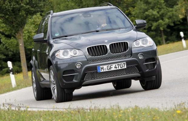 BMW ruft weltweit über 800 000 Fahrzeuge zurück