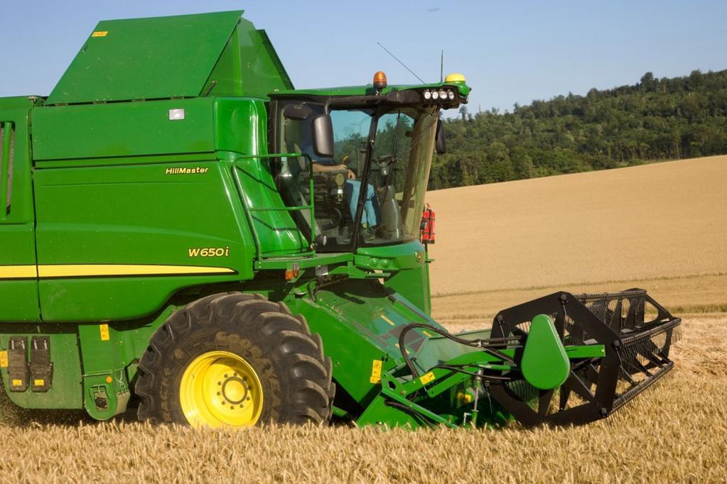 Bald keine Landwirtschaftsreifen von Goodyear Dunlop