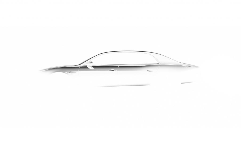 Bentley legt den Flying Spur neu auf
