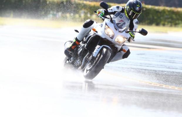 Bridgestone mit neuem Reifen für Tourenmotorräder