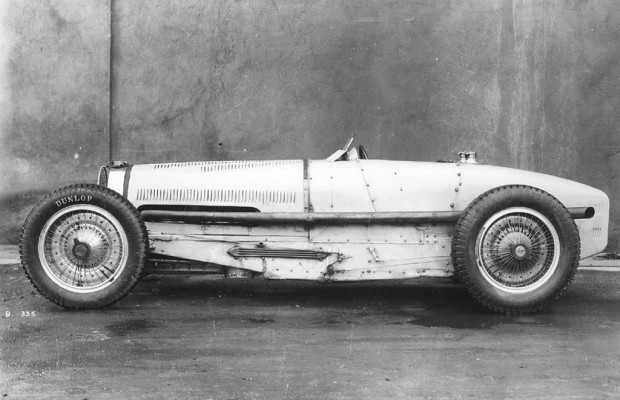 Bugatti Type 59 Grand Prix - Geburtstagsfeier in Paris