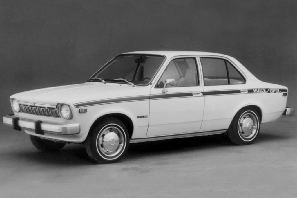 Buick Opel 1976
