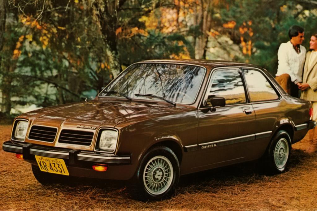 Chevette Brasilien 1981