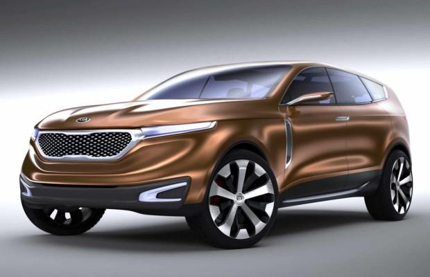 Chicago 2013: Kia - SUV-Studie und Nerd-Mobil