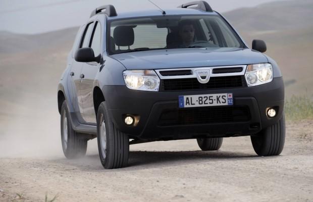 Dacia Duster bekommt mehr Ausstattung