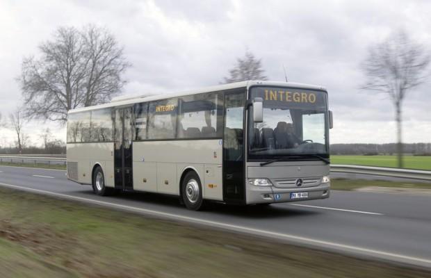 Daimler-Busse jetzt schadstoffärmer