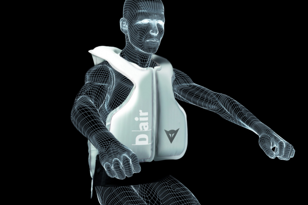 Dainese D-Air-System - Der Airbag für Motorradfahrer