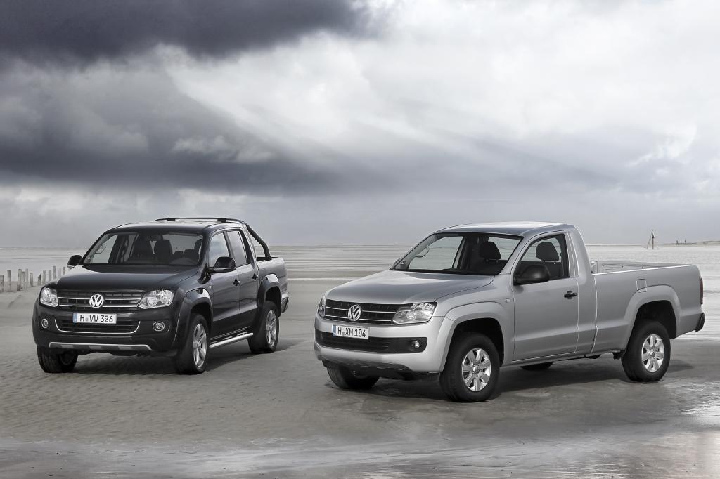 Das Arbeitstier von VW erhält mehr Muskeln. Ab sofort leistet der 2,0-Liter-Diesel 18 PS mehr