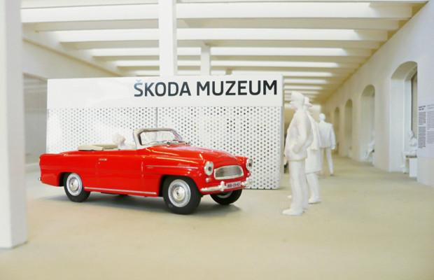 Das neue Skoda-Museum lässt tief blicken