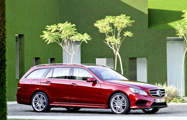 Der Business-Mercedes: Stuttgarter kündigen neue E-Klasse für April an