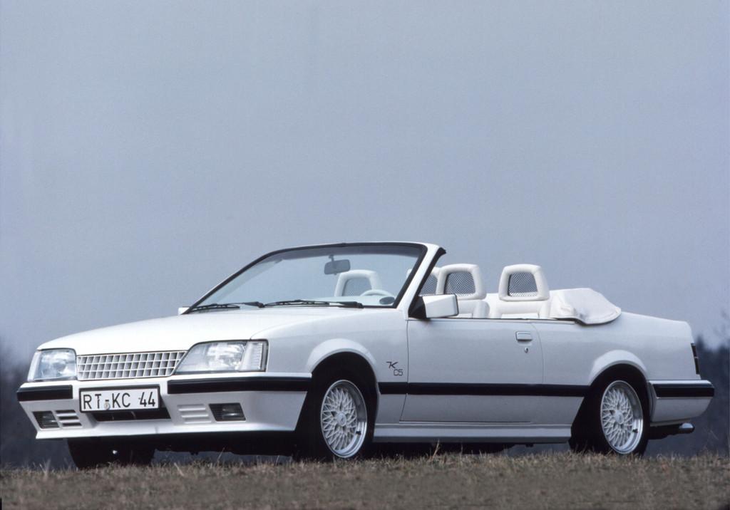 Der Cascada setzt Opels Cabrio-Tradition fort