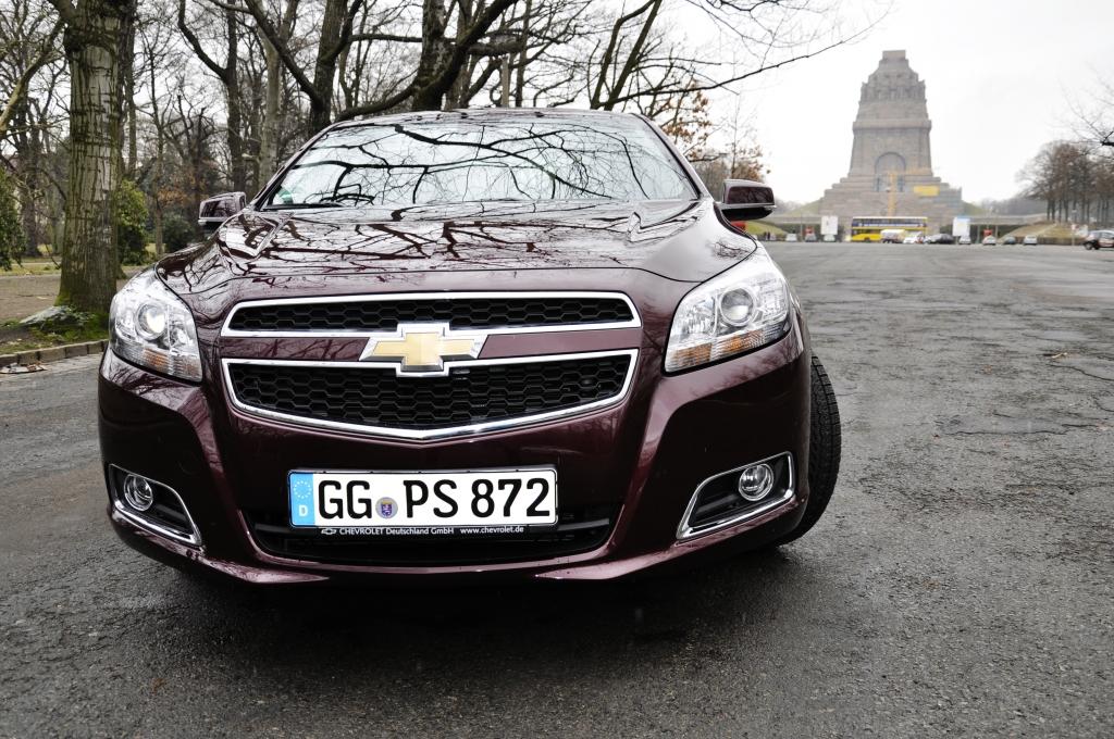 Der Chevrolet Malibu - Ein multinationales Stück Auto
