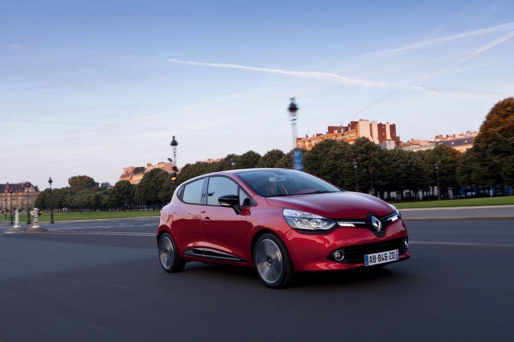 Der Clio zählt zu den erfolgreichsten Kleinwagen in Europa