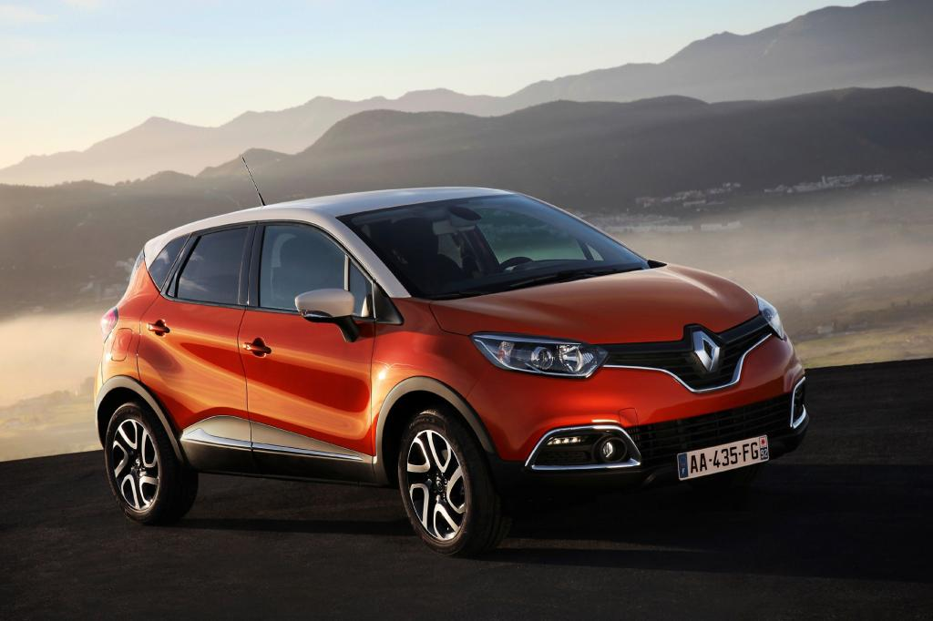 Der Renault Capture tritt im Mini-SUV-Segment an