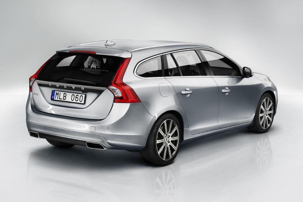 Die 60er-Baureihe mit der Limousine S60, dem Kombi V60 und dem SUV XC60 erhält optische Veränderungen