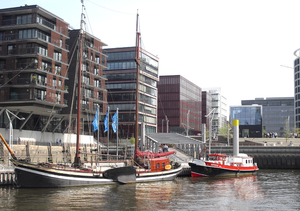 Die Hansastadt Hamburg landete beim Vergleich auf Platz drei.