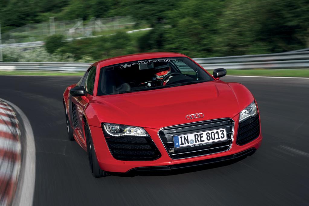 Elektro-Autos: Audi stellt auch A2-Entwicklung ein