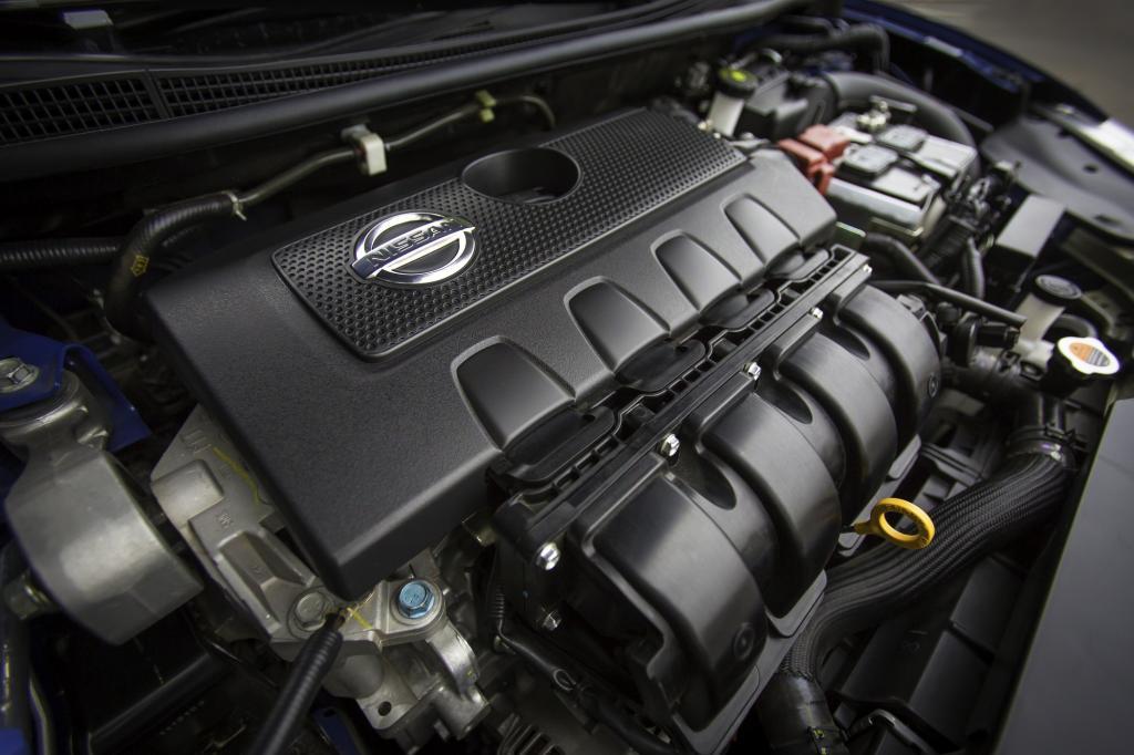 Er fährt mit einem neuen 1,8-Liter-Motor und einer überarbeiteten CVT-Automatik vor