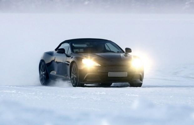 Erwischt: Erlkönig Aston Martin Vanquish Volante  - Nach oben offen