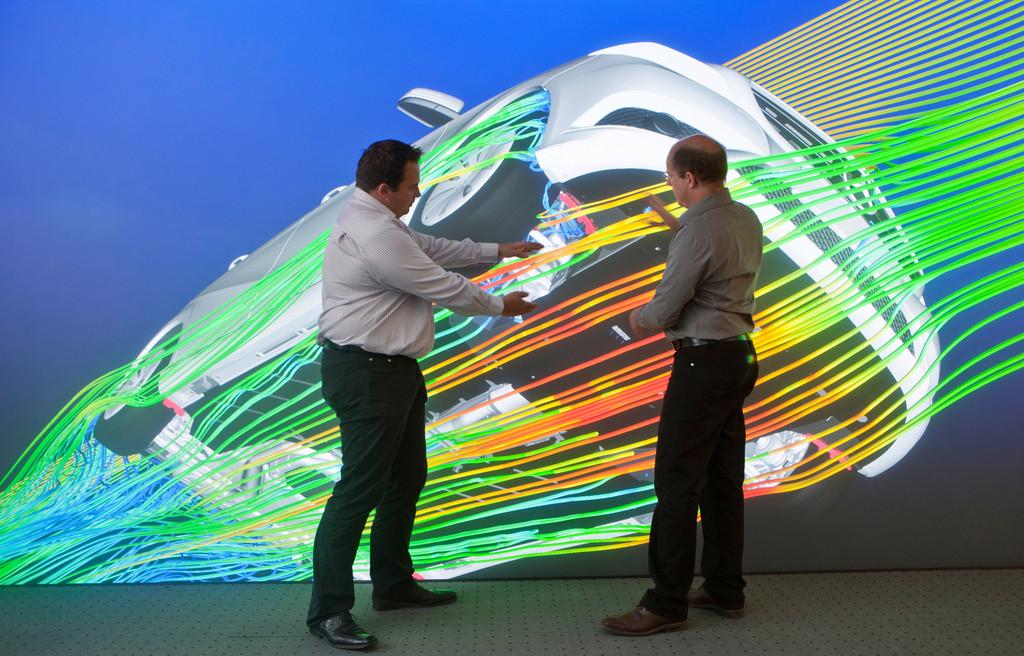 Es herrscht Frieden zwischen Design und Aerodynamik