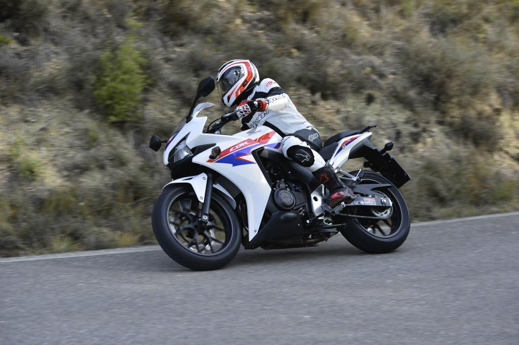 Fahrbericht Honda CBR500R: Baukasten-System