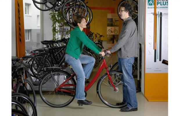 Fahrradkauf - Nicht ohne Test