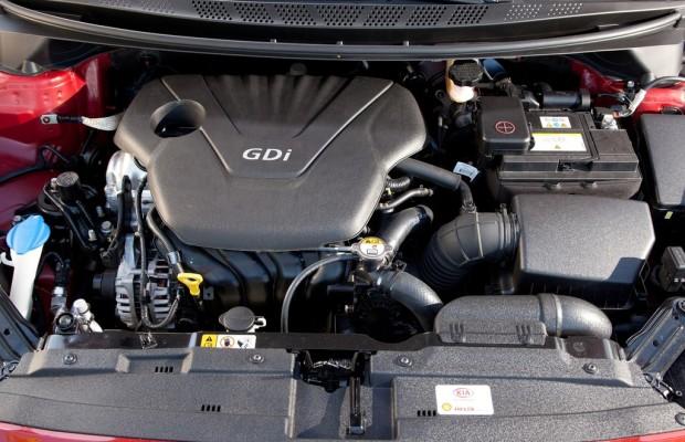 Flüssiggasantrieb für GDI-Motoren von Kia