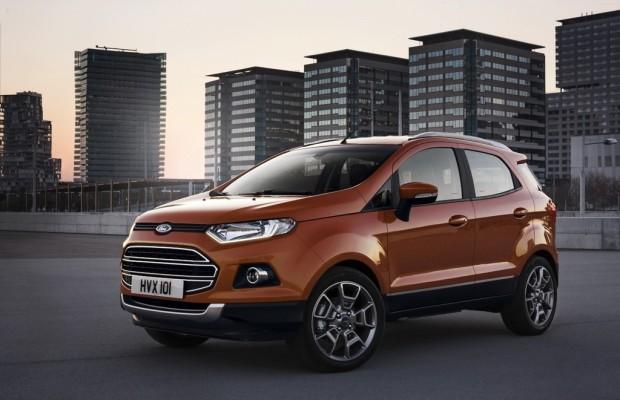 Ford stellt Ecosport bei Mobile World Congress vor