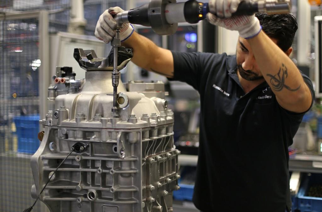 Gaggenau produziert modifiziertes Getriebe für US-Truck