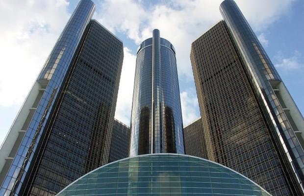 General Motors mit Gewinnrückgang