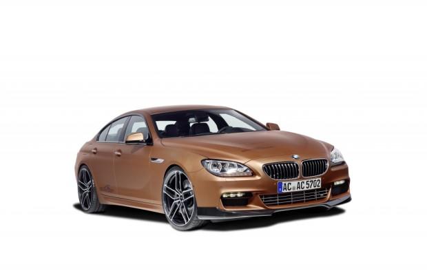 Genf 2013: AC Schnitzer hat Power-BMWs im Gepäck