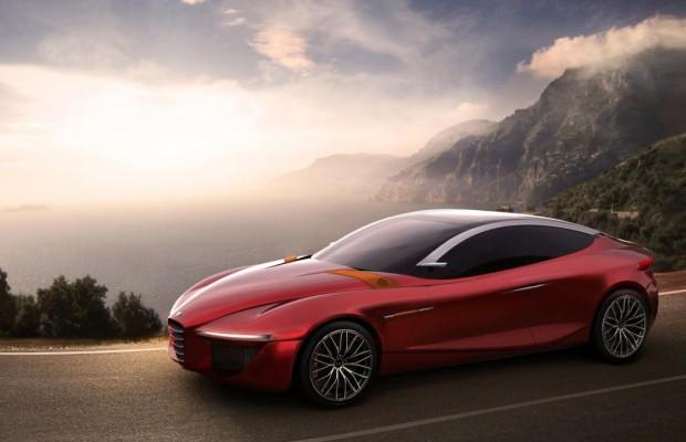 Genf 2013: Alfa Romeo Gloria IED - Klassisch kombiniertes Konzept