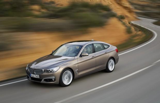 Genf 2013: BMW 3er Gran Turismo - Auf großer Fahrt
