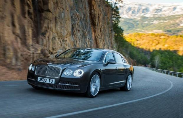 Genf 2013: Bentley Flying Spur - Ganz neu und doch der Alte