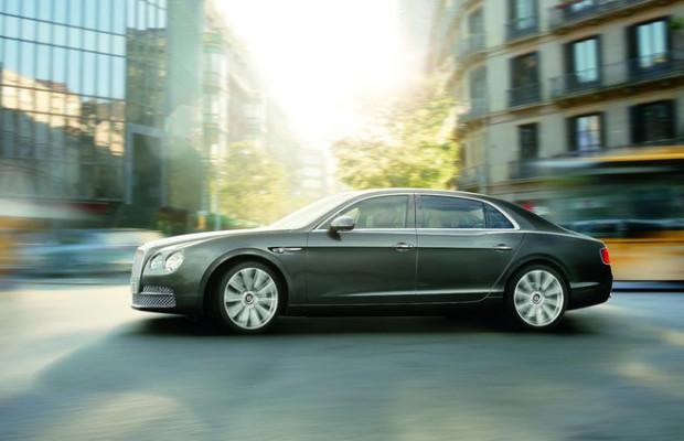 Genf 2013: Bentley Flying Spur – noch eine Spur schneller