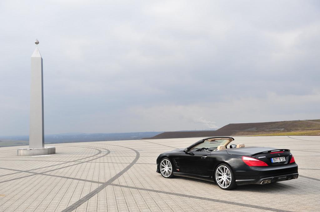 Genf 2013: Brabus baut schnellsten Zweisitzer der Welt