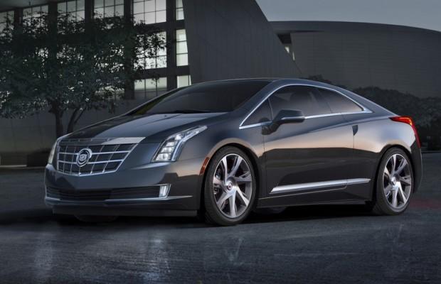 Genf 2013: Cadillac zeigt sein Elektro-Coupé