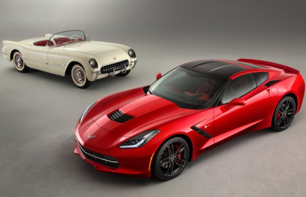 Genf 2013: Chevrolet Corvette Stingray Cabriolet - Luftige Legende