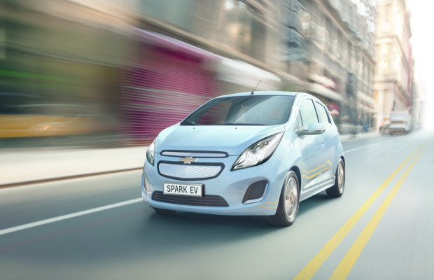 Genf 2013: Chevrolet Spark EV kommt 2014