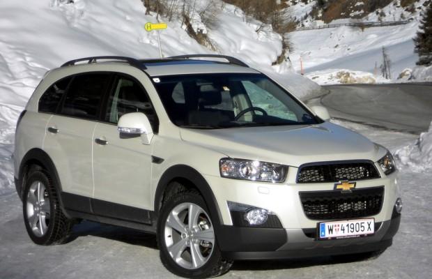 Genf 2013: Chevrolet mit vielen Premieren