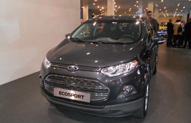 Genf 2013: Ford zeigt Ecosport