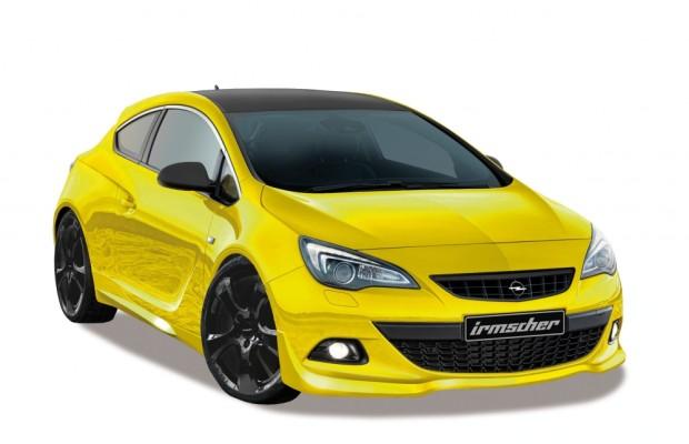 Genf 2013: Irmscher präsentiert Opel Astra GTC »Sport 45«, Opel Adam und Opel Mokka