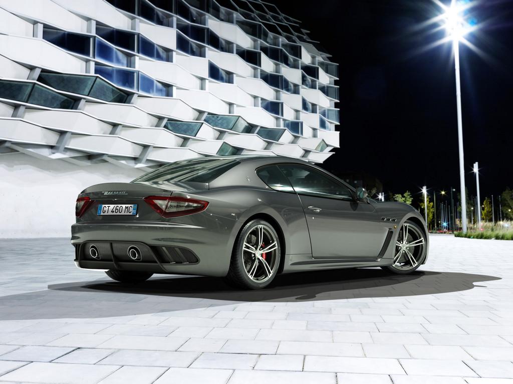 Genf 2013: Maserati präsentiert viersitzigen MC Stradale
