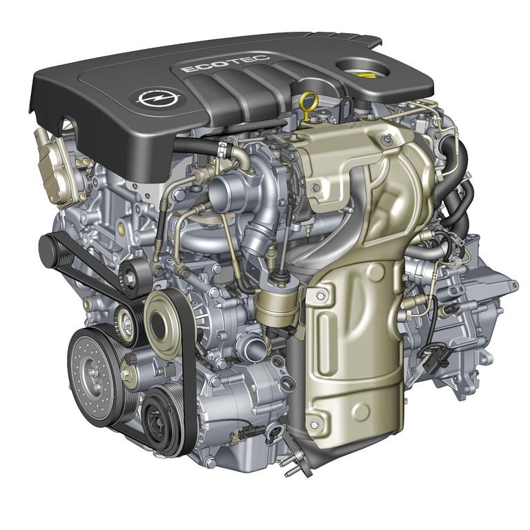 Genf 2013: Opel zeigt neue Dieselmotorengeneration