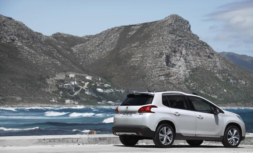 Genf 2013: Peugeot 2008 kommt im Frühjahr